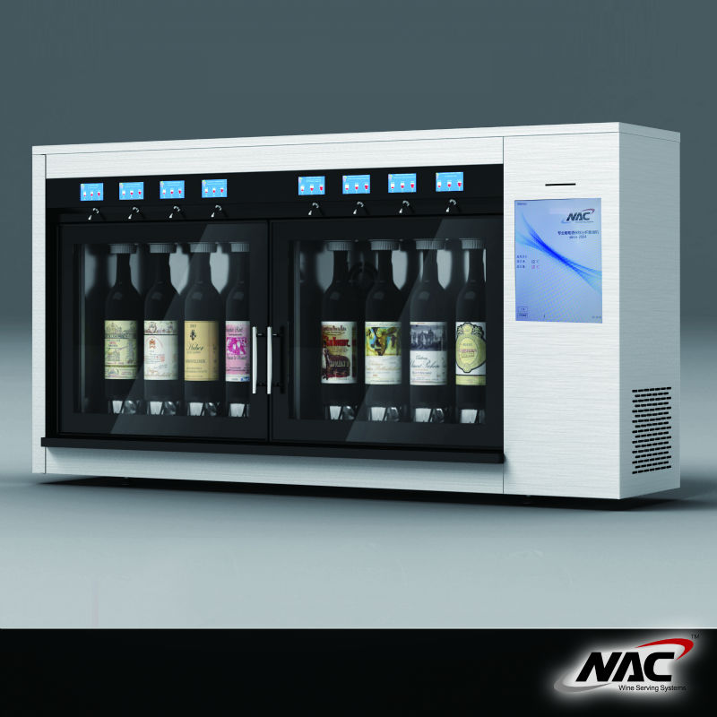 Compressor cooling,Argon gas preserve wine cooler