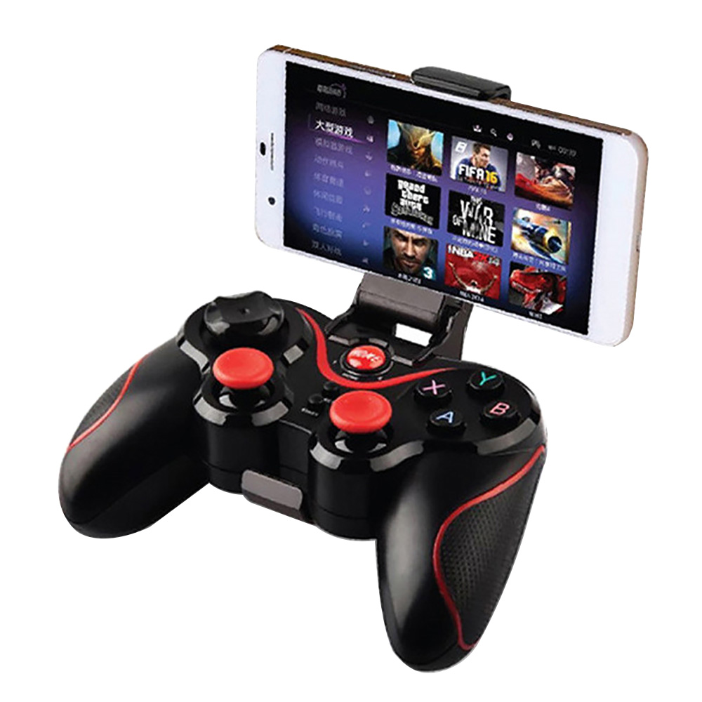 Gamepad Remote Wireless BT Mobile Game Controller Gamepad Joypad Joystick