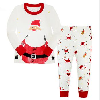 2017 En Gros Chine Marque Pyjamas Enfants Vêtements À Manches Longues T shirt + Pantalons Longs Automnehiver Conception Enfants Bébé Pyjama Buy