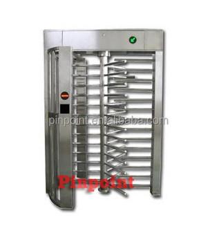House Security System Full Length Turnstiles Gate Design Turnstile Security  Door China Supplier
