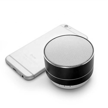 A10 Portable Wireless Speaker with MP3 Music Play LED Light FM Radio AUX TF Card Calls Hands Free Function