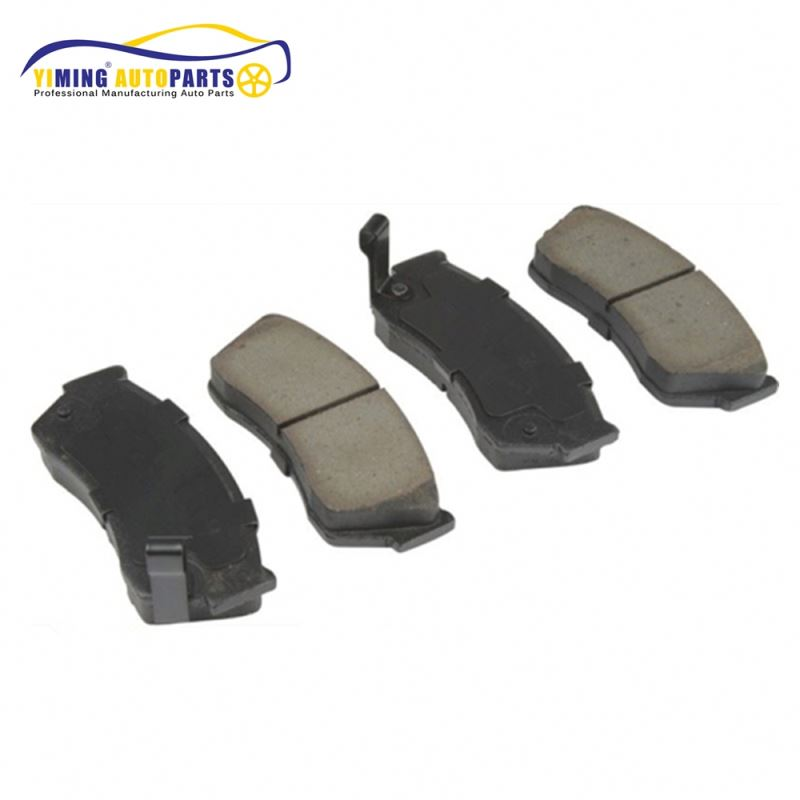 Brake Pad for SUZUKI ALTO SJ 413 CHEVROLET Sprint Front 123*41.7*15mm 5520062850 GDB382