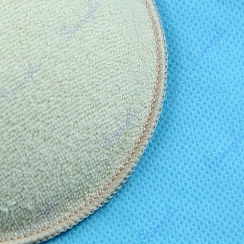 U118 - 1 пара мягкая многоразовые абсорбент уход кормление груди колодки моющиеся новый