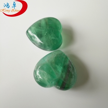 Wholesale Gemstone Hearts rock crystal heart Shaped Crystals