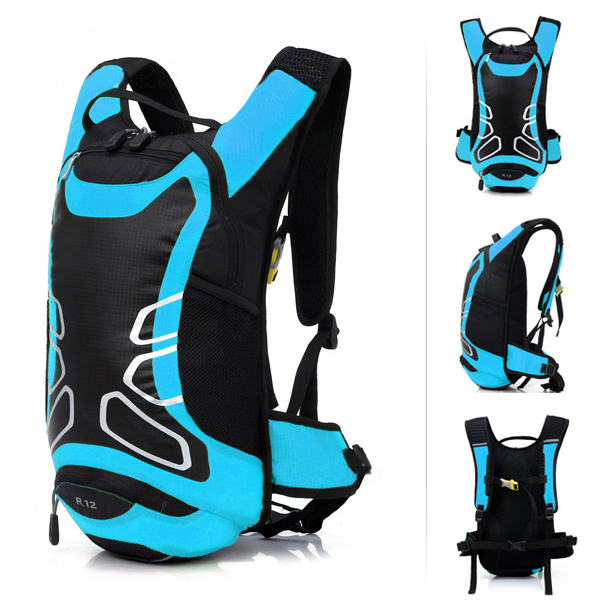 Waterproof Cycling Bicycle Bike Shoulder Backpack Ultralight Sport Outdoor Riding Travel hiking Mountaineering Bag