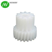 Professional OEM Plastic Crown Pinion Helical Gear