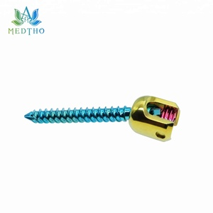 orthopedic implant spine implants implant for spine Polyaxial Pedical Screw
