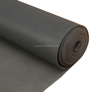 1.5mm thin vinyl EVA pad with embossing foam acoustic silent waterproof underlayment for spc lvt wpc pvc floorings