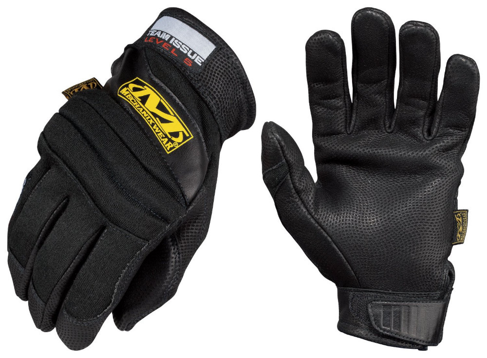 CXG - L5 BLACK Mechanix Wear CXG-L5-010 CarbonX Level 5 Glove