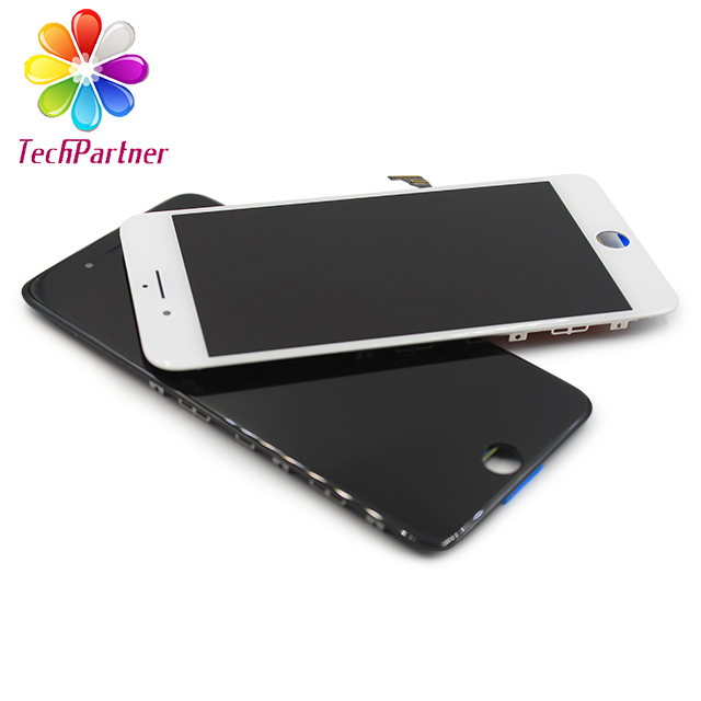 OEM Factory original low price for iphone 7 7 plus 8 8 plus lcd screen display assembly replacement, Black white