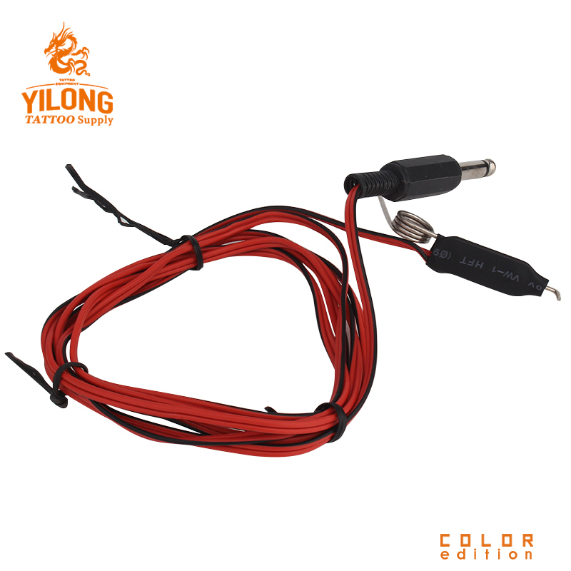 2019 Yilong  Tattoo high quality Clip Cord For Tattoo Machine