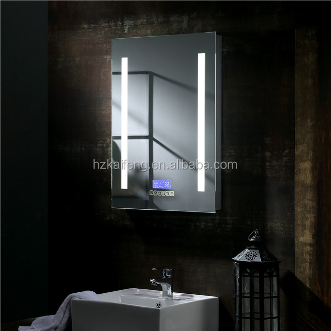 Led Surround Lighted Wall Mount Vanity Mirror With Touch Sensor Switch Smart Diy Make Your Own Screen