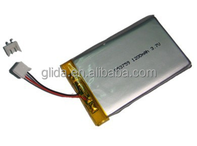 3.7v 200mAh Li-po Battery/Li-polymer Battery/ Lithium polymer Rechargeable Battery Manufacturer with CE,ROHS,UL certificates