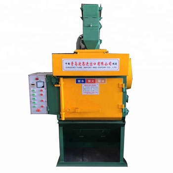 Qualified Roller Type Shot Blasting Machine Q32 Wheel Blasting Machine For Sale
