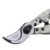 "LAOA 40"" SK5 material retractable pruning shears for hedge,grass,Pruning gardening scissors with rubber handle made in Taiwan"