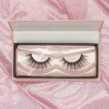 5196861b2a4 Affordable uk best popular invisible band faux mink artificial falsies  lashes