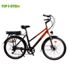 TOP E-cycle long range electric motor road bike made in china