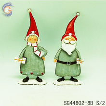 Cheap grandma and grandpa figurine bulk corporate christmas gifts
