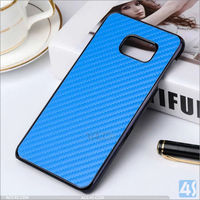 For samsung s7 edge carbon fiber case covers many colors ok in stock