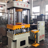 200 ton four column hydraulic press machine punching machine