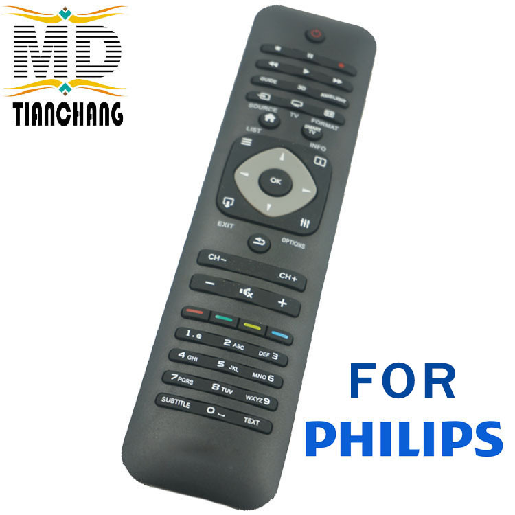 Free Shipping Smart TV remote control For PHILIPS Parts 55