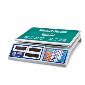 hualitai acs series 30kg electronic price computing scale with good quality
