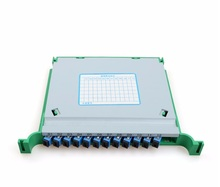 FTTH 12 24 48 Core SC/FC/ST/LC Rack Mount Splicing Fiber Optic Patch Panel/Termination Box ODF
