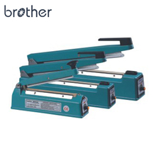 Brother PCS200A Aluminium Body Hand Plastic Zak Semi-Automatische Warmte <span class=keywords><strong>Kan</strong></span> Sealer Machine Warmte <span class=keywords><strong>Sluitmachine</strong></span>