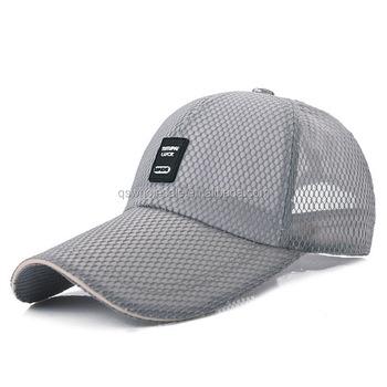 Sport Sun Hats Men Lightweight Ultra Thin Running Hat Baseball Cap ... 87fcf6c0441