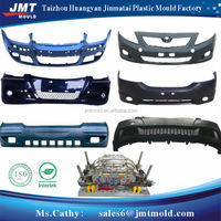 Plastic injection auto car bumper mould auto mold parts