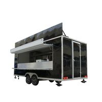 Food Vending Trailer cars for sale Mobile Restaurant Trailer fast snack trailer fast food carts
