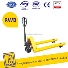 Factory direct better price iron 5 ton manual pallet truck