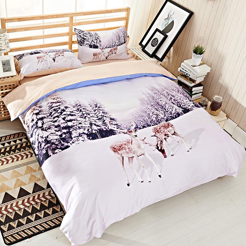 achetez en gros cerf couette en ligne des grossistes cerf couette chinois. Black Bedroom Furniture Sets. Home Design Ideas