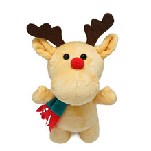 best selling bulk christmas gifts reindeer plush toy