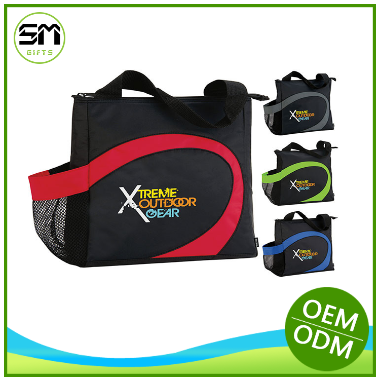 fashion stylish lamination pp non woven bag for advertising