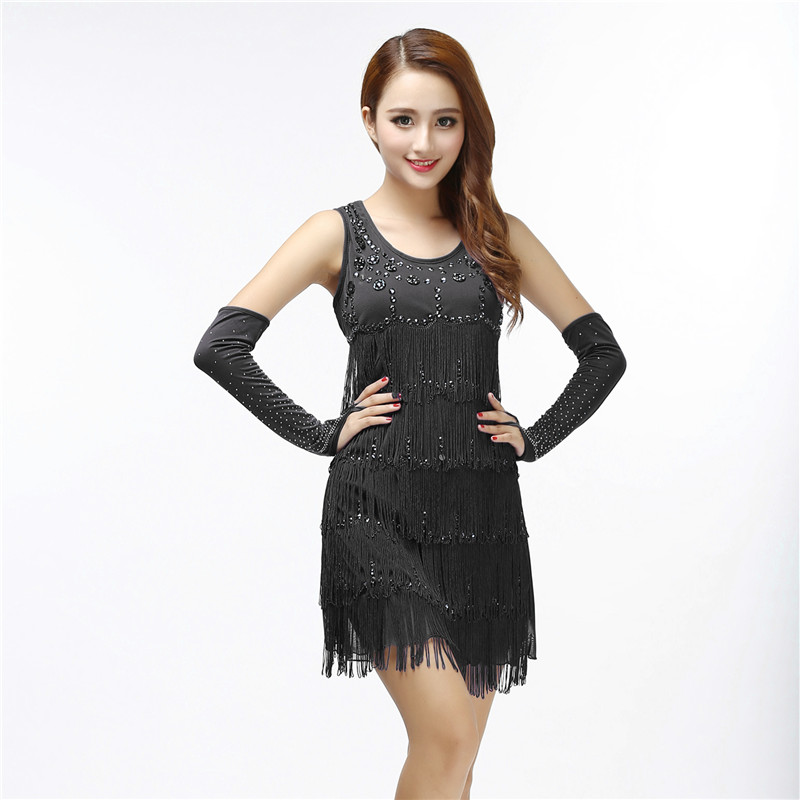 39cbc746a87 Perfect Lace Thin Strap Great Gatsby Dress Costume Womens Flapper Dress