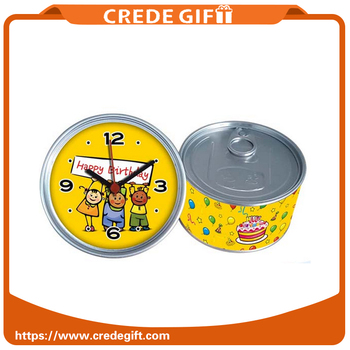 Small Gifts Table Alarm Clocks Birthday Gift Party Return Idea For Children