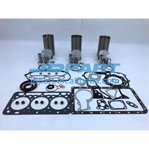 Kubota Engine D902 Liner Kit With Cylinder Gasket
