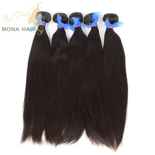 hair weaving brand reliable company mona 26 inch virgin remy brazilian hair weft