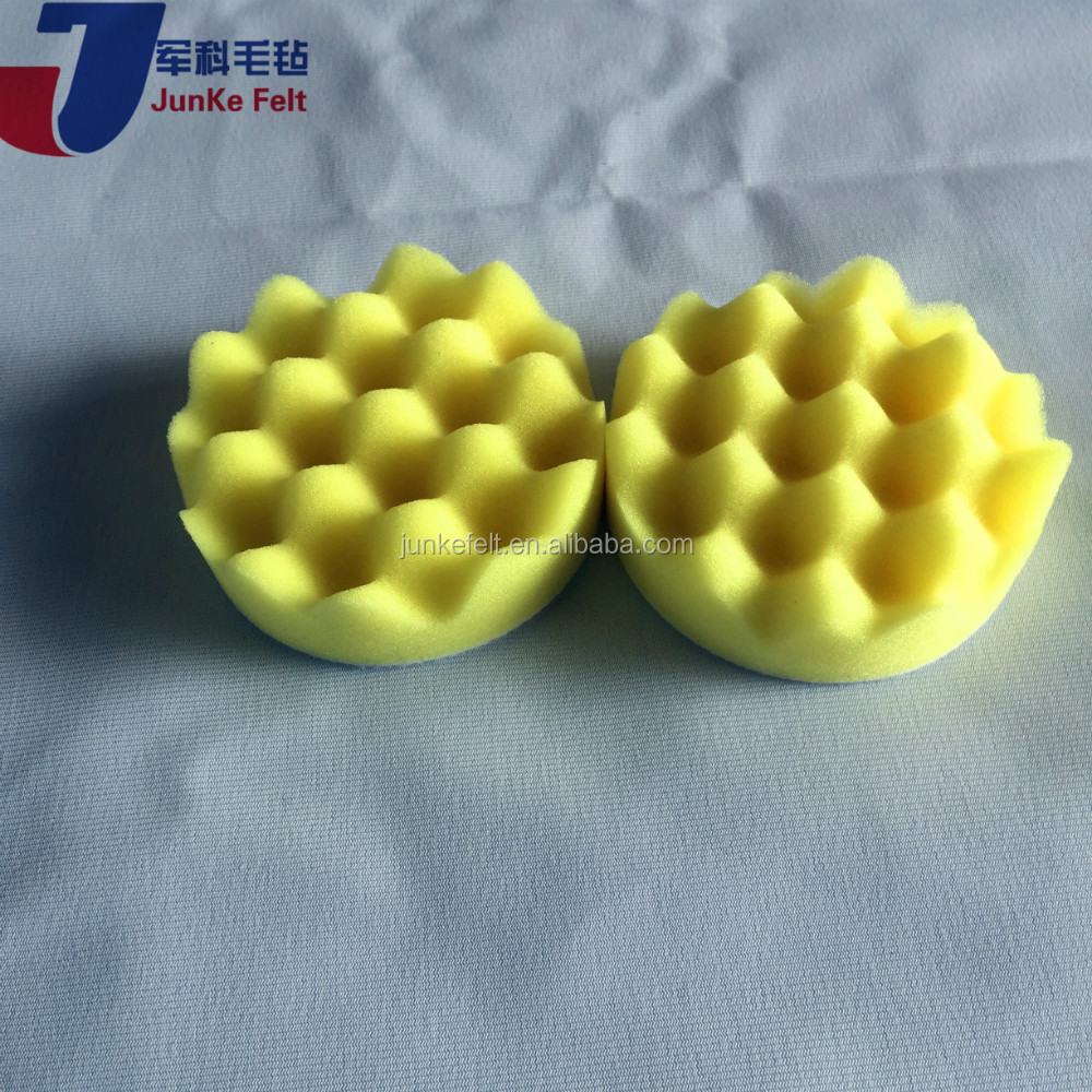 Hot selling car polishing pad meguiar style with CE certificate