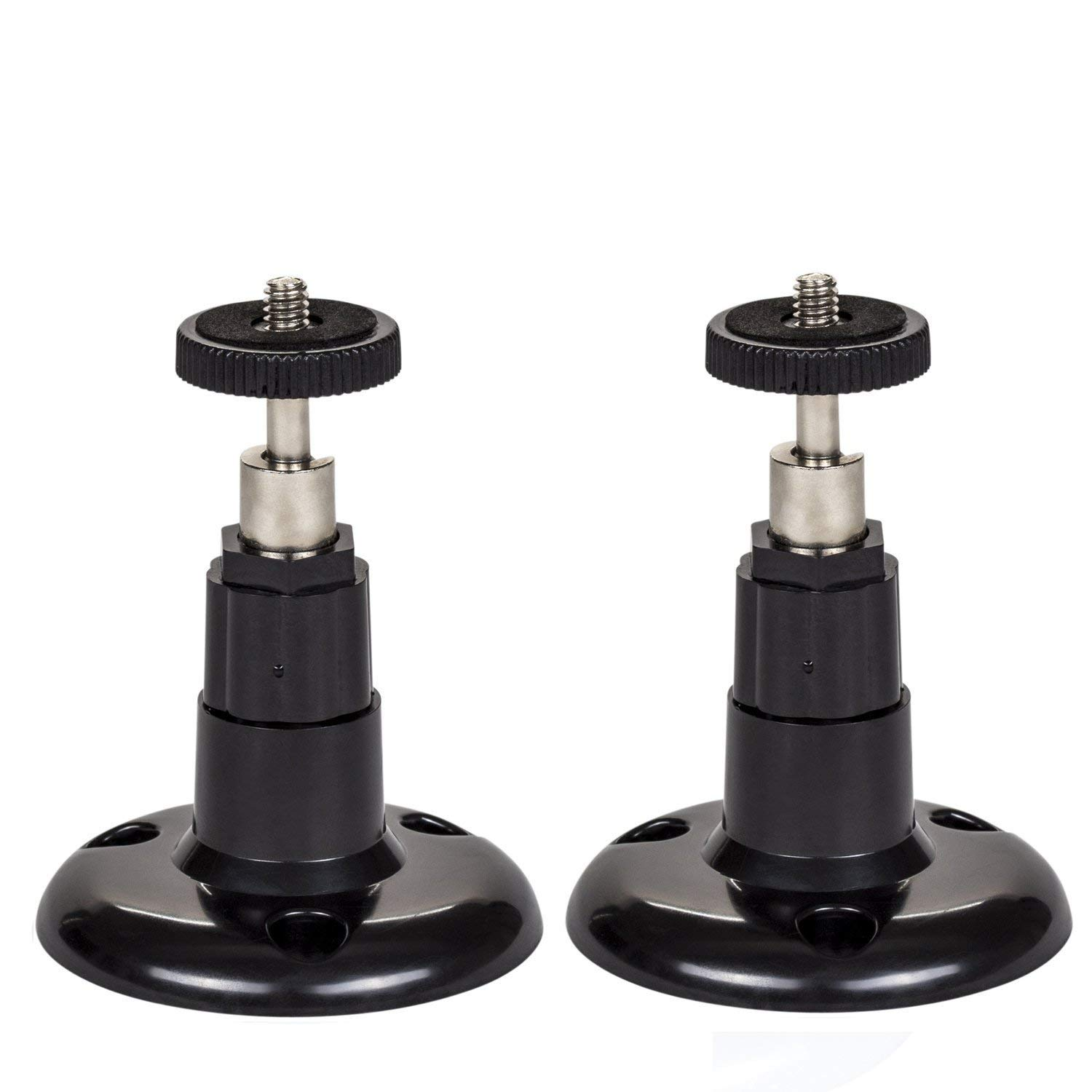 New Security Wall Mount- Adjustable Indoor/Outdoor Mount Compatible with Arlo, Arlo Pro, Arlo Pro 2 and Other Compatible Models