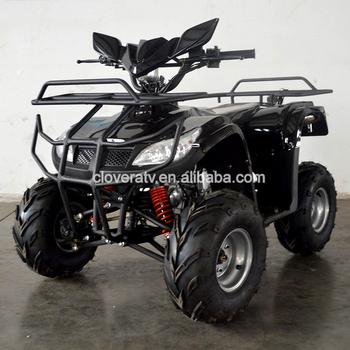 Automatic Gear 110cc Atv Quad Bike 125cc Farm Atv With Headlights