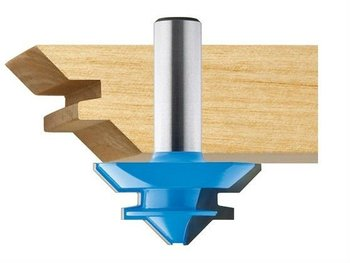 New Designs 45 Degree Corner Lock Miter Router Bits For Woodworking