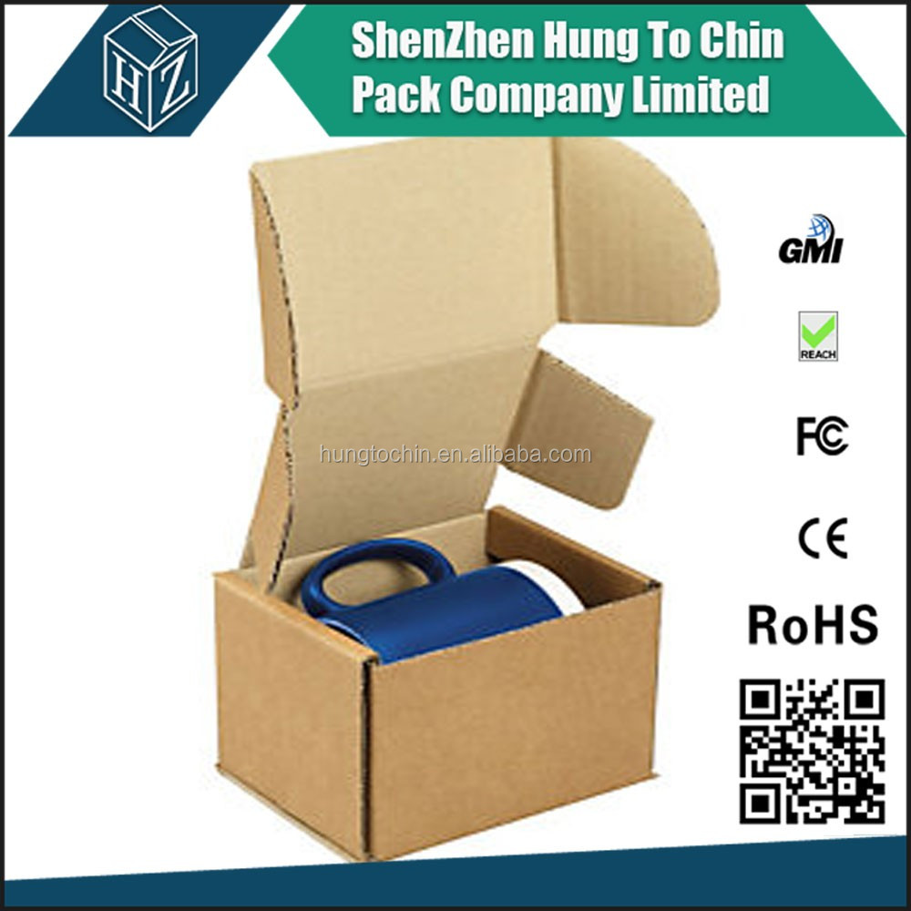 2016 new products china supplier corrugated ecommerce packaging carton