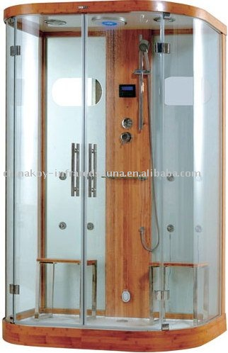 Led Therapy Steam Shower Cabin S015 - Buy Led Steam Shower Cabin ...