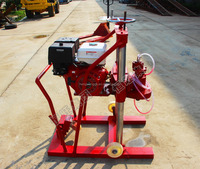 Horizontal Directional Gasoline Concrete Core Drilling Machine for sale
