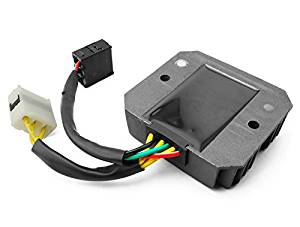 Motorcycle Accessories Voltage Rectifier Regulator Assembly Replacement Fit For Honda SH150 2010 2011 2012