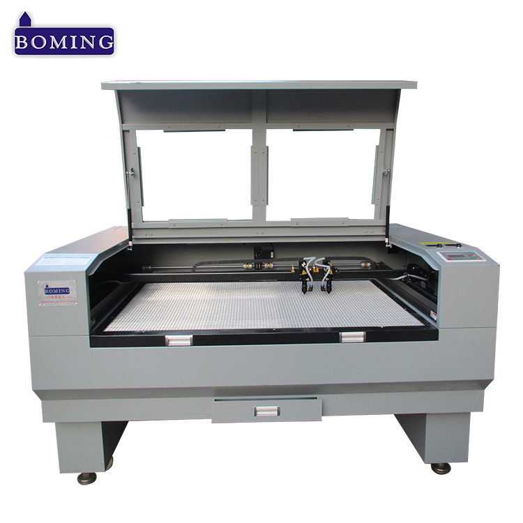 non metal clothes samples flyknit upper model gasket 150 watts laser cutting machine for shoes