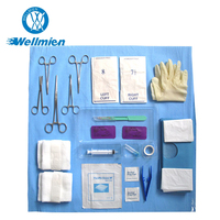 Medical Disposable Male Circumcision Procedure Kit For Circumcision Procedure