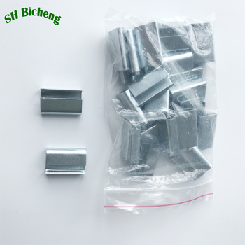 13mm PET Strapping Seals Metal Buckles PP Packing Buckles